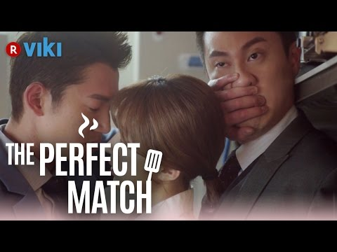 The Perfect Match - EP 8 | Chris Wu Corners Ivy Shao Against A Wall [Eng Sub]
