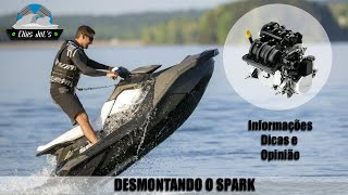 10. Analise do Sea-Doo SPARK / Review / First Ride / Minha Opnião  Jet Ski Elias Jets