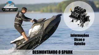3. Analise do Sea-Doo SPARK / Review / First Ride / Minha Opnião  Jet Ski Elias Jets