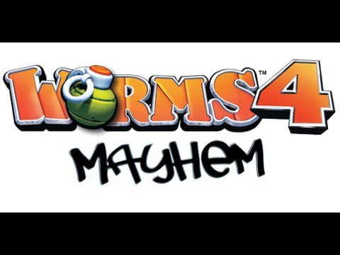 WORMS 4:MAYHEM