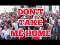 Download Lagu DON'T TAKE ME HOME England fans singing before semi-final vs Croatia Mp3 Free