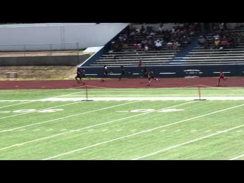 2011 USATF Gulf Championships 400m Bantam Boys