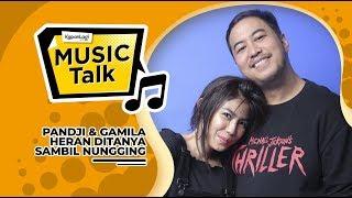 Video #MusikTalk - Pandji Pragiwaksono & Gamila MP3, 3GP, MP4, WEBM, AVI, FLV Desember 2018