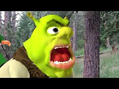 Shrek Retold - Arrow