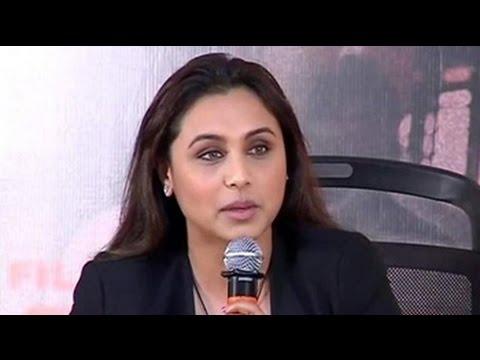 Rani Mukerji grilled over underworld's role in bol
