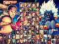 Hyper Street Fighter Iv M U G E N Hi res game Completo