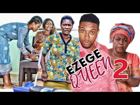 EZEGE QUEEN 2 (MERCY JOHNSON) - LATEST 2017 NIGERIAN NOLLYWOOD MOVIES