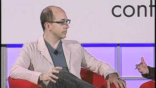 Twitter COO Dick Costolo talks with Ad Age Editor Abbey Klaassen at IAB.