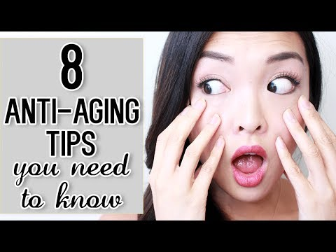 Anti-Aging Tips You Need To Know!