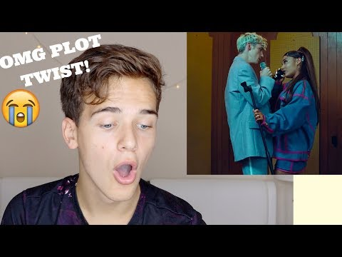 Video Troye Sivan ft. Ariana Grande - Dance To This (REACTION) Music Video download in MP3, 3GP, MP4, WEBM, AVI, FLV January 2017