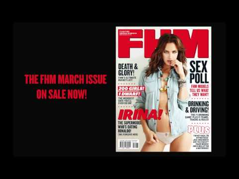 FHM March Issue Radio Ad