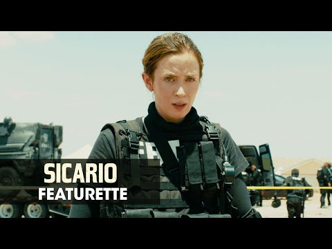 Sicario - Featurette : Kate Macer (VO)