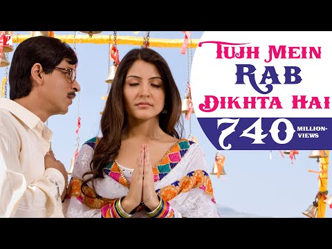 Download Tujh Mein Rab Dikhta Hai - Full Song | Rab Ne Bana Di Jodi | Shah Rukh Khan | Anushka Sharma