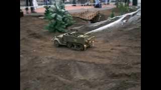 Novegro 2013 - Rc Tank Battles