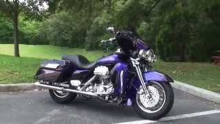9. 2004 Harley Davidson CVO Electra Glide - Used Motorcycles for sale