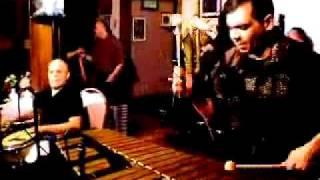 Video Steve Pouchie plays 'Vamonos Pal Monte' with Little Johnny Rivero- A Latin Jazz Alive clip MP3, 3GP, MP4, WEBM, AVI, FLV Juli 2018