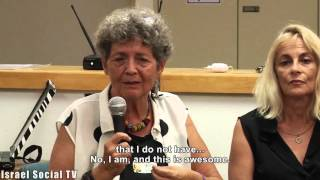As mulheres idosas constroem cohousing em Israel - - Older women building a community