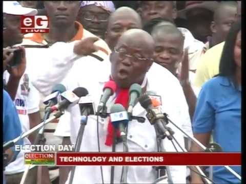 Social Media | Technology and Elections in Ghana