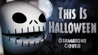 This Is Halloween - Otamatone Cover