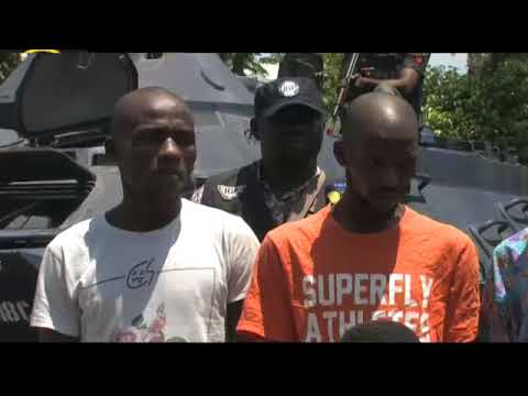 Offa robbery: 5 suspects narrate how they operate and kill during the operation