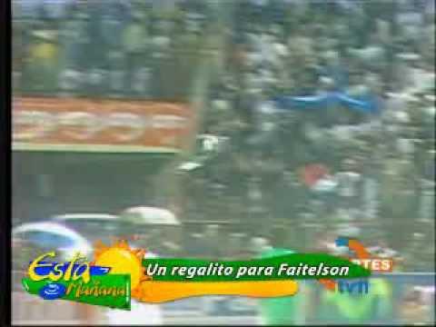 No ke no? Honduras vs. Mexico Noviembre 2008 1 - 0