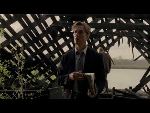 True Detective - Rust mainlining the secret truth of the universe