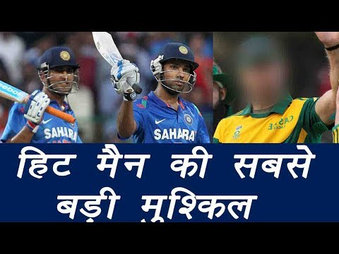 Download Champions Trophy 2017: Rohit Sharma ans MS Dhoni reveals toughest bowler they faced | वनइंडिया हिंदी HD Mp4 3GP Video and MP3