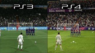 Video FIFA 18 | Ps3 vs Ps4 Graphics & Gameplay Comparison MP3, 3GP, MP4, WEBM, AVI, FLV Desember 2017