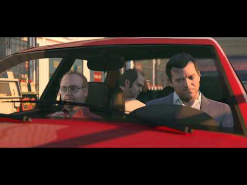 Grand Theft Auto V PC Trailer Showcases the Game at 60 Frames per