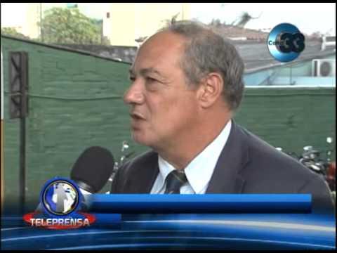 José María del Corral visita El Salvador  Canal 33   Feb20 y 21, 2014