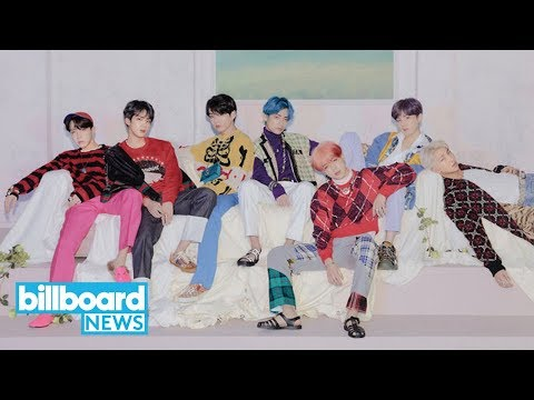BTS Performs Ed Sheeran-Penned 'Make It Right' On 'M Countdown' | Billboard News