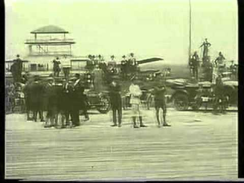 Daytona Vintage board track Racing