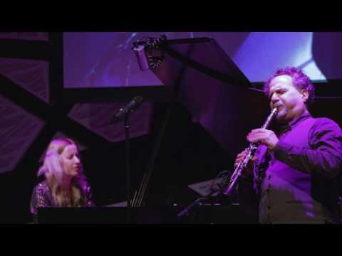See video Clarinetist David Krakauer and pianist Kathleen Tagg perform their Breath & Hammer