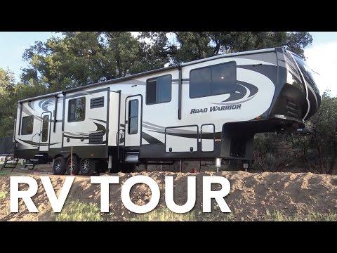 RV Tour   Our 2017 Road Warrior 429