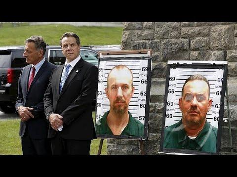 ΗΠΑ: Ασύλληπτοι παραμένουν οι βαρυποινίτες δραπέτες στη Νέα Υόρκη