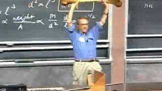 Powers of Ten - Units - Dimensions - Measurement by Prof. Walter Lewin (MIT)