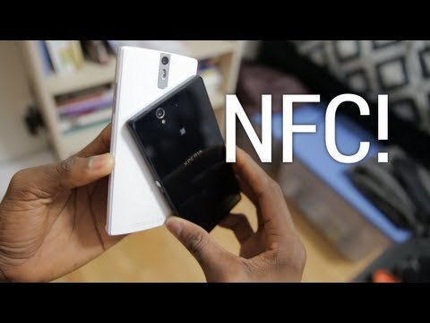 nfc - NFC Technology Explained - Plus a quick Top 5! Thumbs up! List of all NFC-Enabled Devices: http://goo.gl/DDNwK NFC Tags: http://rapidnfc.com/ NFC Task Launch...