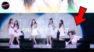 Download Video 9 Kejadian Memalukan ARTIS KOREA Wanita Saat Live Diatas Panggung MP3 3GP MP4