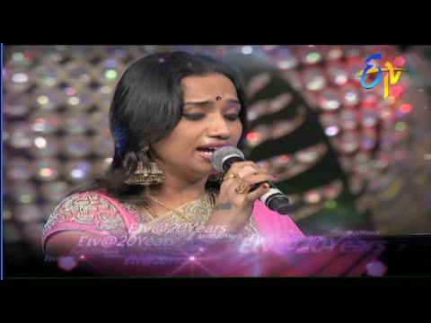 Singer Kalpana Performance - ETV @ 20