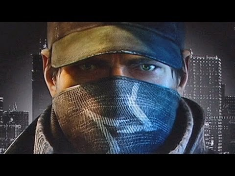 PS 4 Präsentation - Watch Dogs