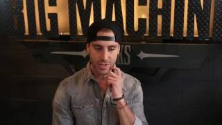 Nick Fradiani - Love Is Blind (Album Interview @ Big Machine Store - Nashville)