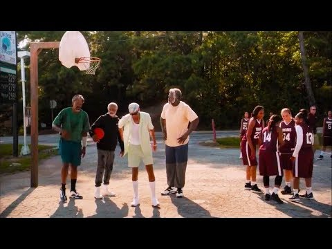 Uncle Drew (2018) - The Crew Gets Schooled By Middle School Kids Scene! - Movieclip HD