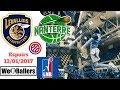 Levallois vs Nanterre92 Espoirs Pro A 13/01/2017 We R Ballers Highlights