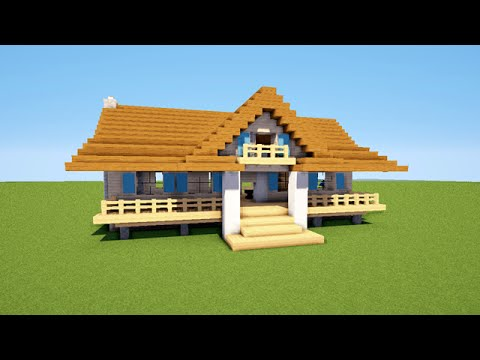 Search result youtube video petit maison - Comment faire une tres belle maison minecraft ...