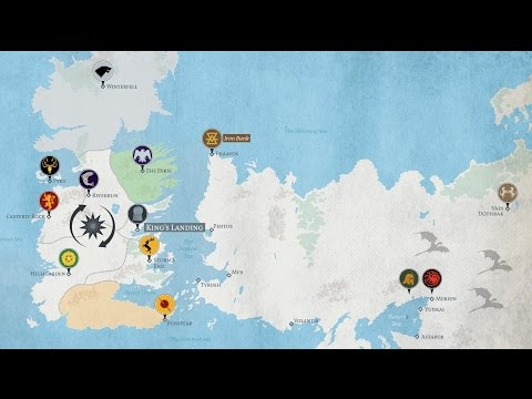 « Game of Thrones » : the five seasons summarized in 7 minutes