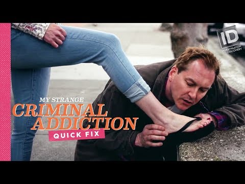 The South Carolina Toe Sucker | My Strange Criminal Addiction