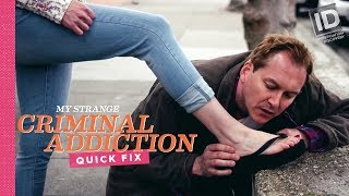 Video The South Carolina Toe Sucker | My Strange Criminal Addiction MP3, 3GP, MP4, WEBM, AVI, FLV Desember 2018