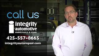 Trust Integrity Automotive To Care For Your Vehicle