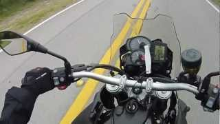 3. 2012 BMW F800GS Triple Black at Euro Cycles of Tampa Bay