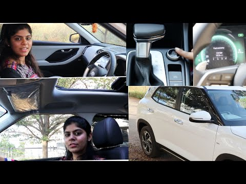 2020 Hyundai CRETA SX(O) |  Automatic | Diesel | Top End | Specifications | Features